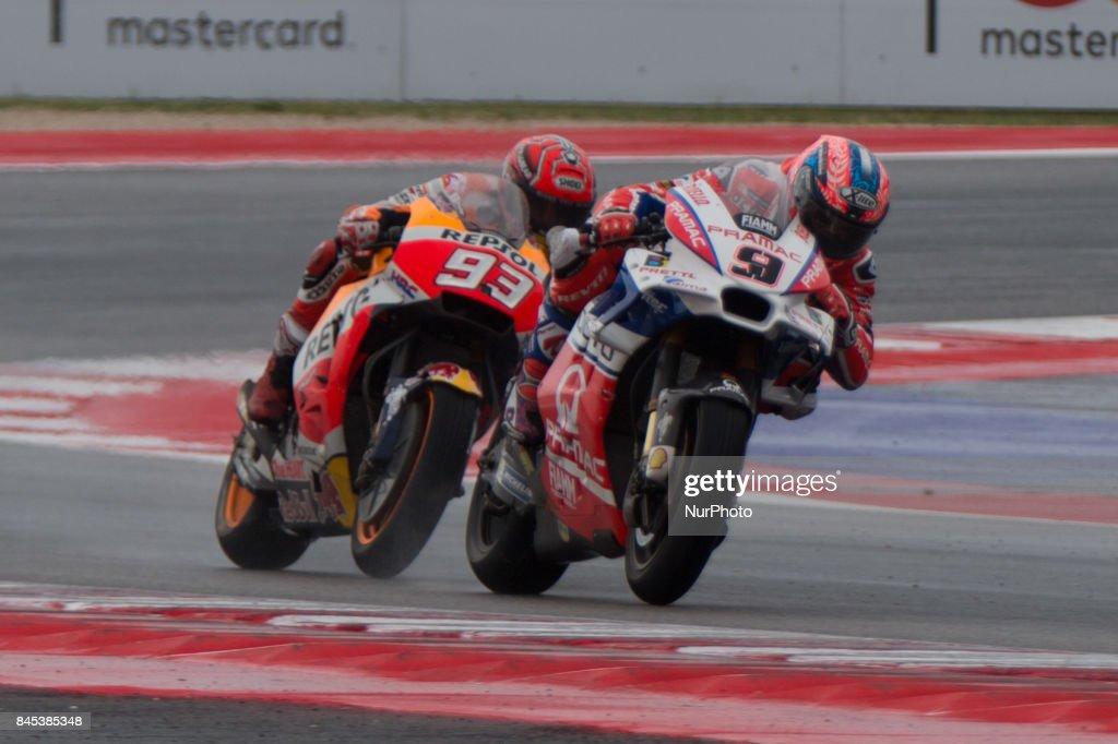MotoGP of San Marino - Race : News Photo