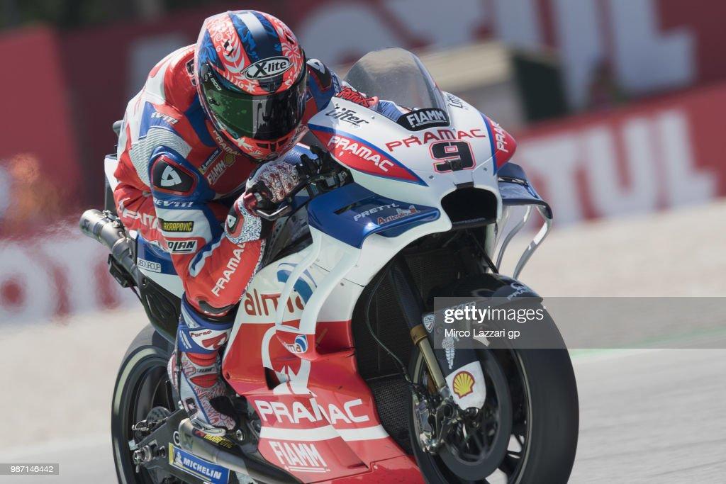 MotoGP Netherlands - Free Practice : News Photo