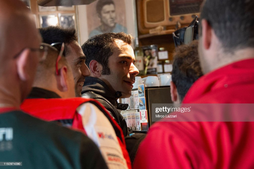 MotoGp of Italy - Filming Day : News Photo