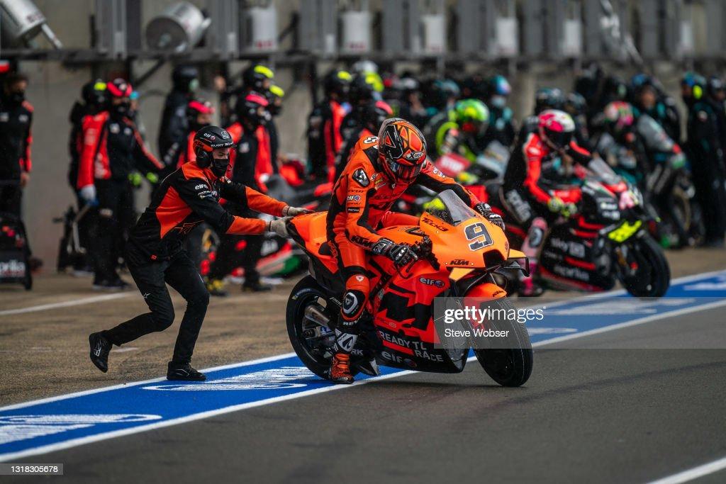 MotoGP of France - Qualifying : News Photo