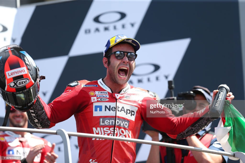 Oakley Grand Prix Of Italy -Race : News Photo