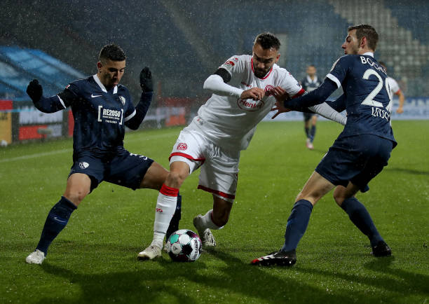 DEU: VfL Bochum 1848 v Fortuna Düsseldorf - Second Bundesliga