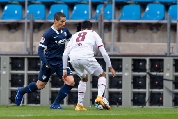 DEU: VfL Bochum 1848 v 1. FC Nürnberg - Second Bundesliga