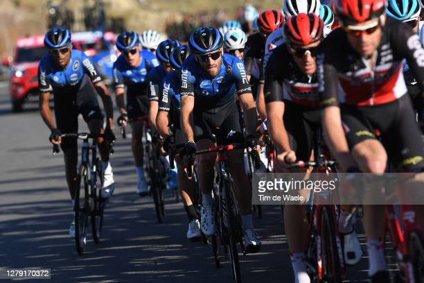 Danilo Wyss of Switzerland and NTT Pro Cycling Team / during the 103rd Giro d'Italia 2020, Stage 6 a 188km stage from Castrovillari to Matera 401m /...