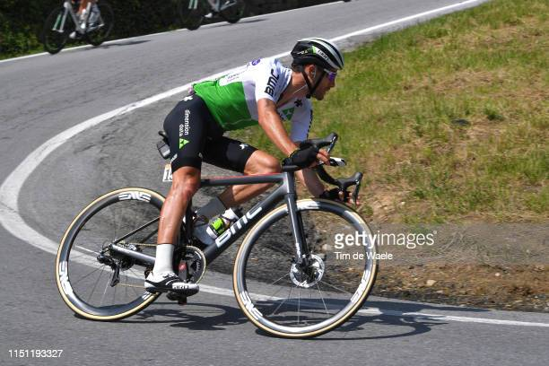 Danilo Wyss of Switzerland and Team Dimension Data / during the 102nd Giro d'Italia 2019, Stage 12 a 158km stage from Cuneo to Pinerolo 376m / Tour...