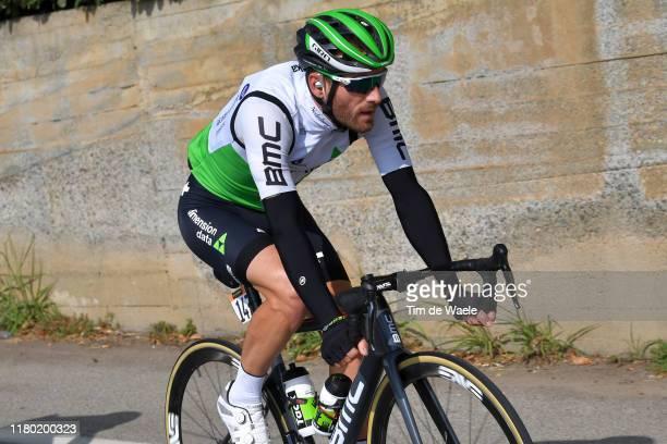 Danilo Wyss of Switzerland and Team Dimension Data / during the 103rd Giro del Piemonte 2019 a 183km race from Agliè to Santuario di Oropa - Biella...