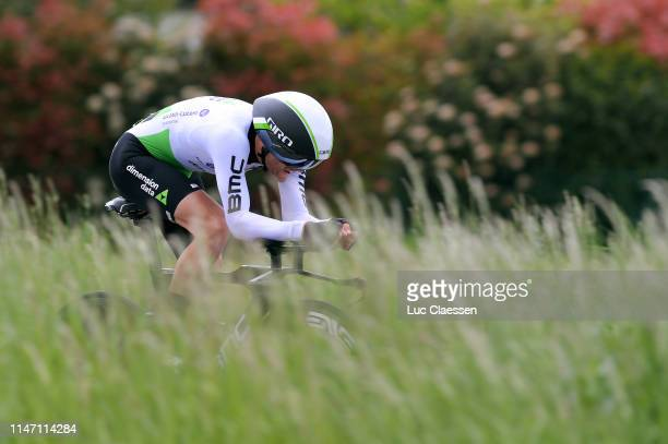 Danilo Wyss of Switzerland and Team Dimension Data / during the 73rd Tour de Romandie 2019, Stage 5 a 16,9km Individual Time Trial from Genève to...