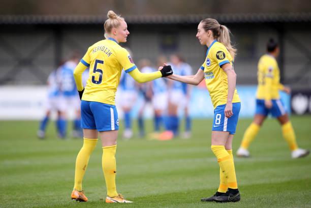 GBR: Birmingham City Women v Brighton & Hove Albion Women - Barclays FA Women's Super League