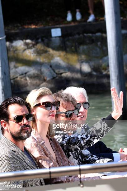 Danish actor Claes Bang Australian actress Elizabeth Debicki British musician singer and actor Mick Jagger and Canadian actor Donald Sutherland are...