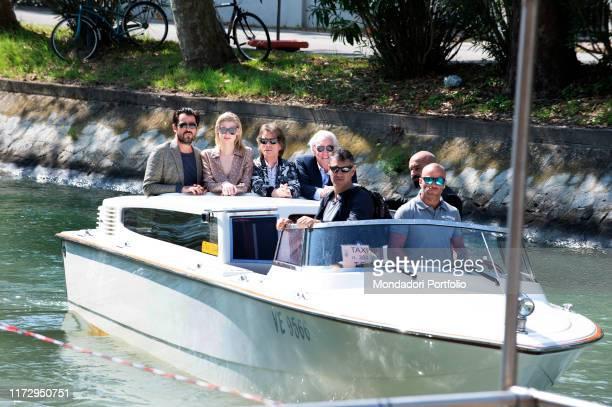 Danish actor Claes Bang, Australian actress Elizabeth Debicki, British musician, singer and actor Mick Jagger and Canadian actor Donald Sutherland...
