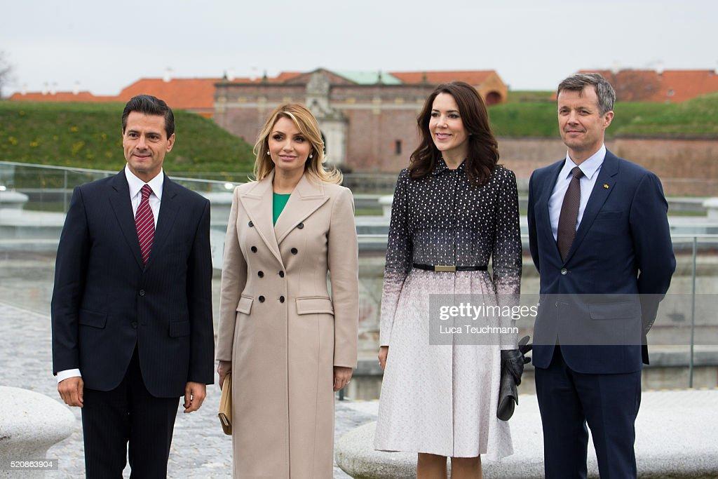 Visit From The United Mexican StatesTo Denmark - Day 1 : Nachrichtenfoto