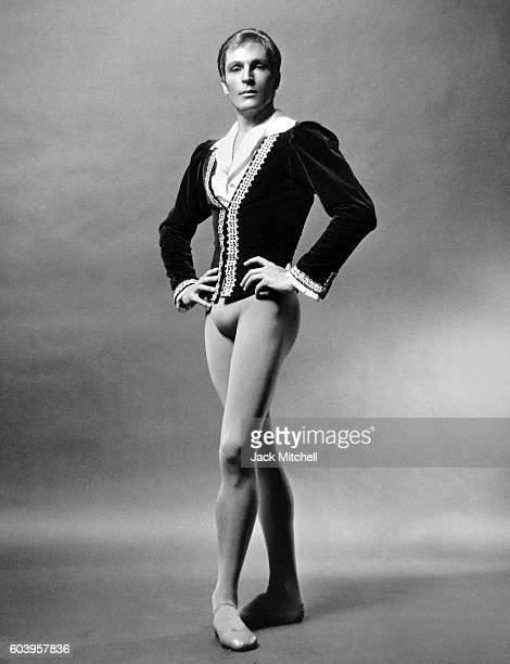 Danish dancer Erik Bruhn 1967