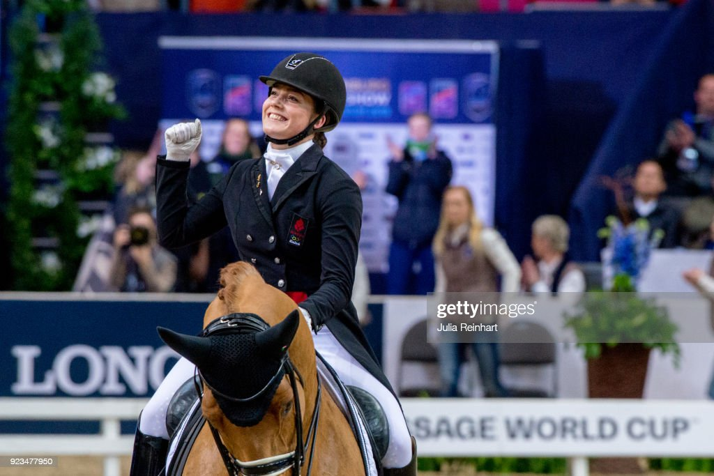 Day 4 - Gothenburg Horse Show 2018