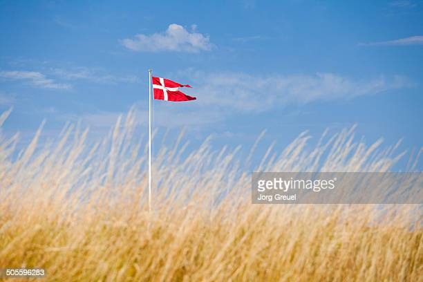 danish flag - helsingor stock pictures, royalty-free photos & images