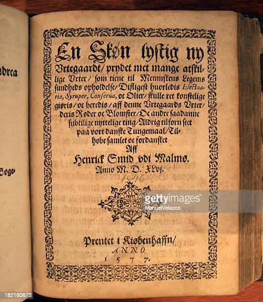danish medicine book - old book stock pictures, royalty-free photos & images