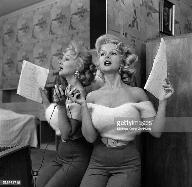 Greta Thyssen Pictures And Photos Getty Images