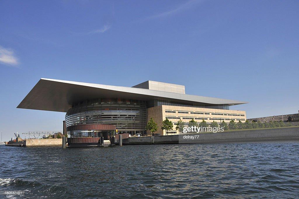 Dänische Oper in Kopenhagen, Dänemark : Stock-Foto
