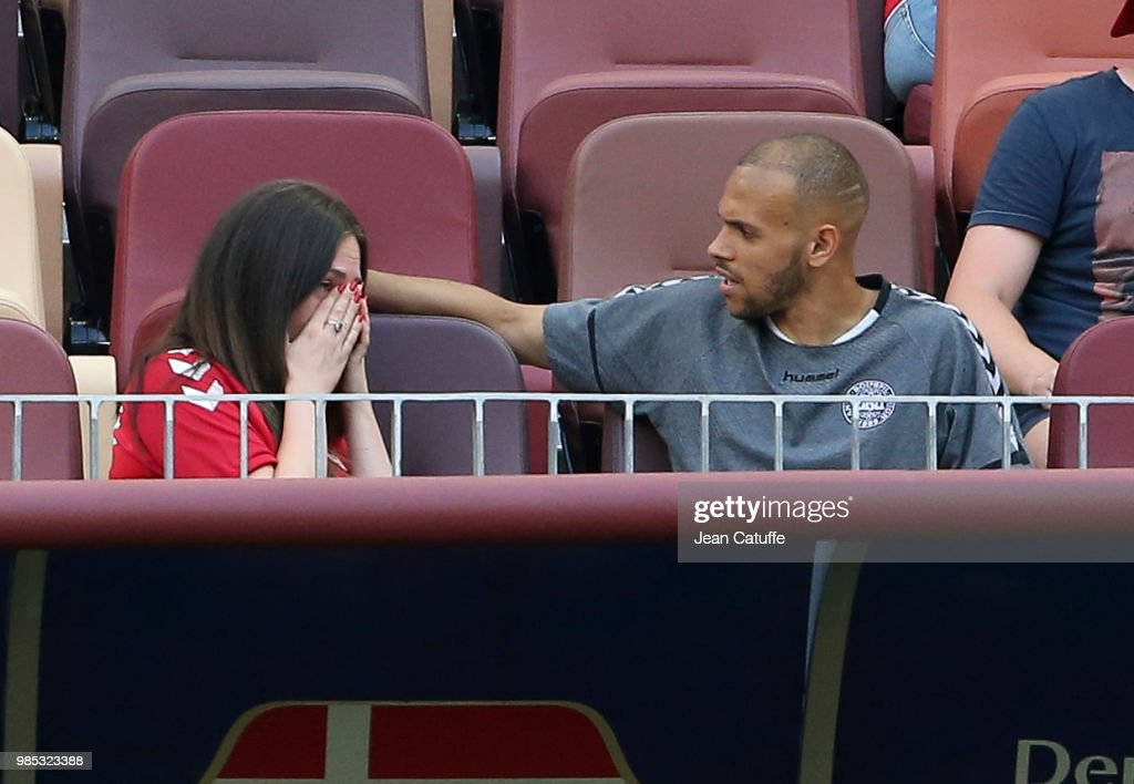 Celebrities Attend 2018 World Cup : News Photo