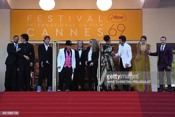 Danish producer Lars Knudsen Irish cinematographer Robbie Ryan US actor Raymond Coalson US actress Veronica Ezell US actor Isaiah Stone British...