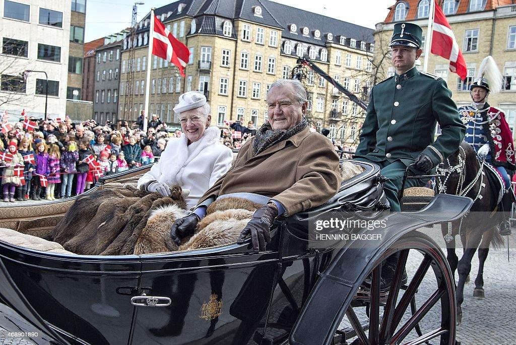DENMARK-ROYALS : News Photo