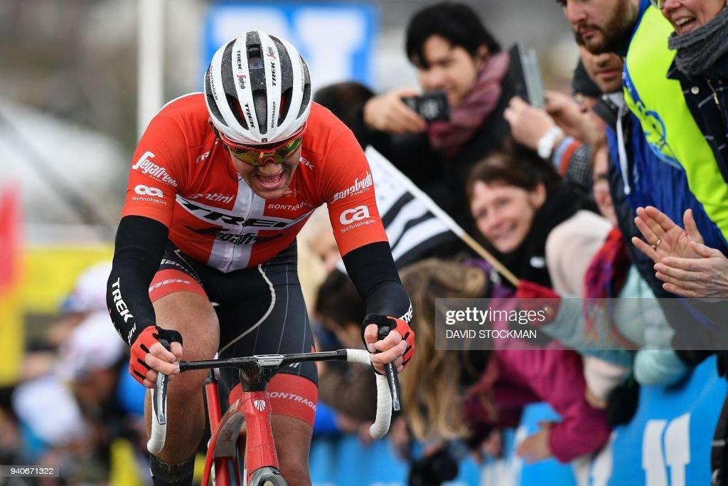 CYCLING-BEL-RONDE-VLAANDEREN : News Photo