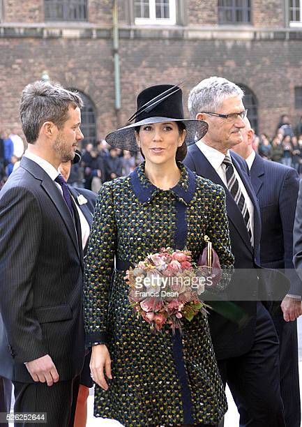 Danish royal family H.M.the Queen Margrethe II ,her husband prince Henrik of Denmark,Cornw prince frederik and Crown princess Mary ,Prince joachim...
