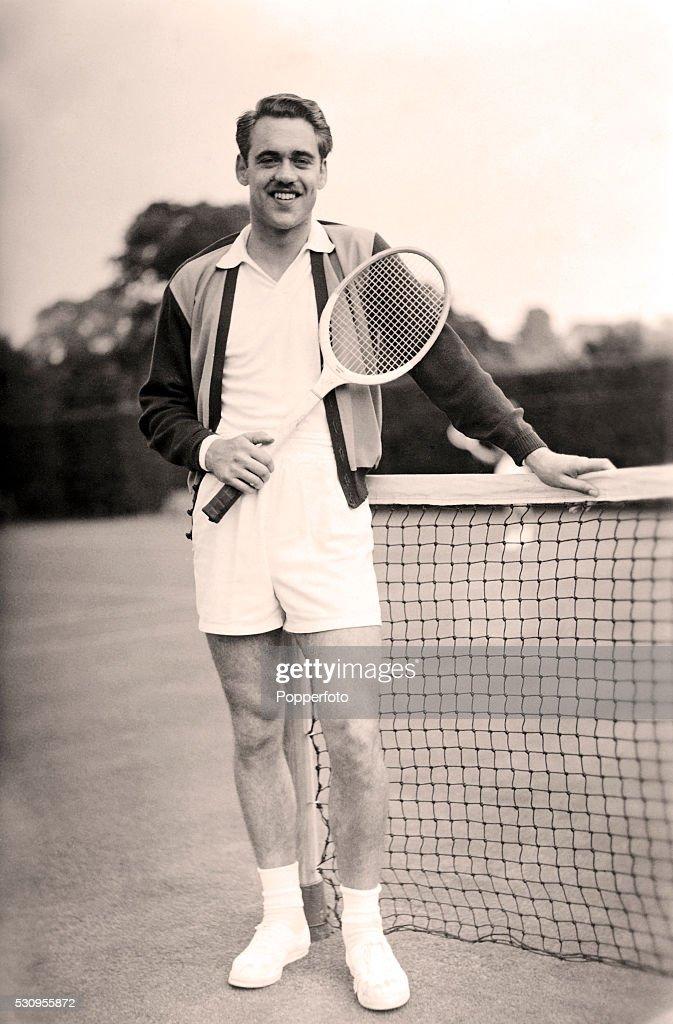 Danish tennis champion Kurt Nielsen, circa 1953. News Photo ...