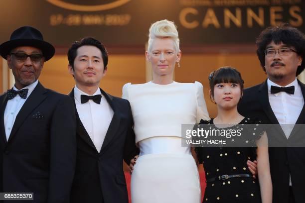 Danishborn actor Giancarlo Esposito USSouth Korean actor Steven Yeun British actress Tilda Swinton South Korean actress Ahn Seohyun and South Korean...