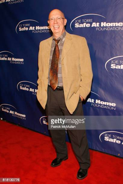 Dann Florek attends Joe Torre Safe At Home Foundation Gala at Pier Sixty on November 11 2010 in New York City