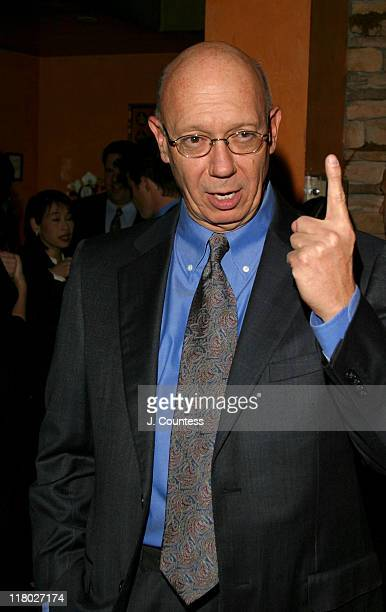 Dann Florek during Law and Order Special Victims Unit 100th Episode Party at TAO at TAO in New York City New York United States