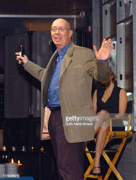 Dann Florek during Safe Horizon presents In Our Own Words with Law and Order SVU at Crobar in New York City New York United States