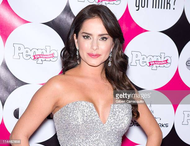 """Danna Garcia attends the 15th annual People en Espanol """"50 Most Beautiful"""" Issue Celebration at Guastavino's on May 19, 2011 in New York City."""