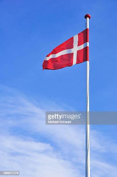 Dannebrog - The flag of Denmark