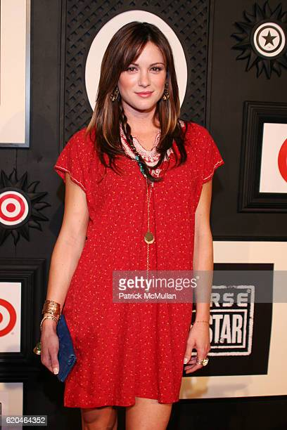 Danneel Harris attends Target Converse One Star Movie Award After Party at The Lot on June 1 2008 in Hollywood CA