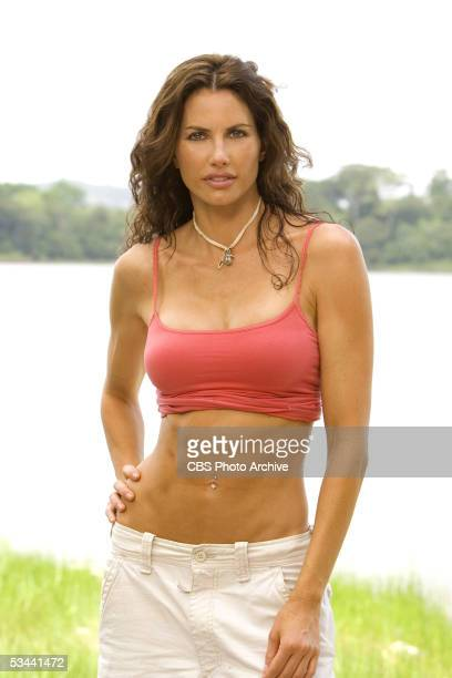 Danni Boatwright a sports radio talk show host from Tonganoxie Kansas is one of the new castaways set to compete in SURVIVOR GUATEMALA The Maya...