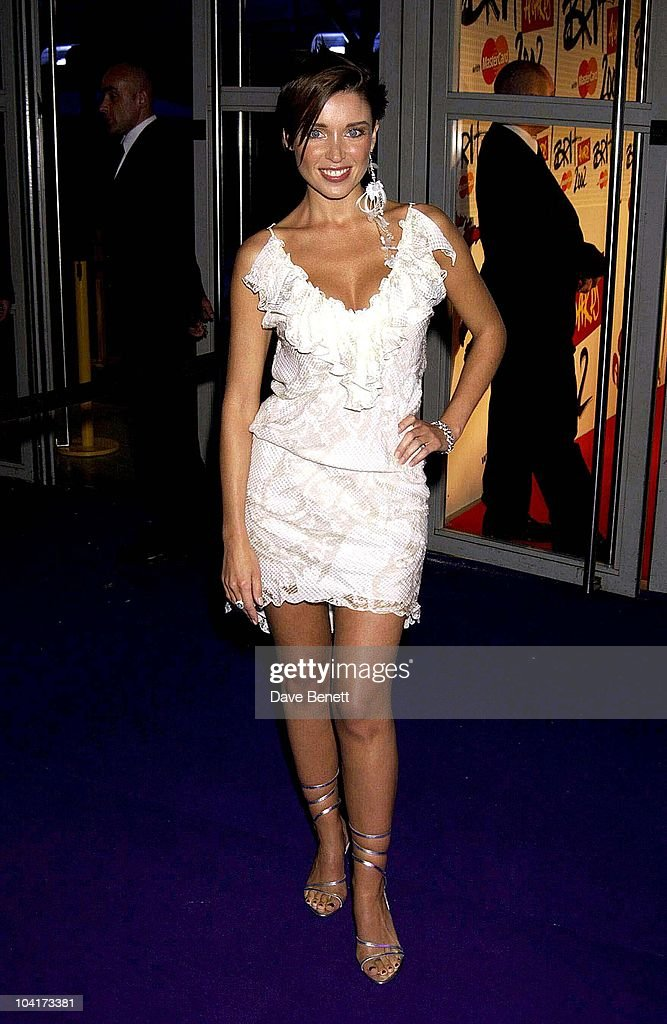 Danni Minogue, Brit Awards 2002 At Earls Court, London