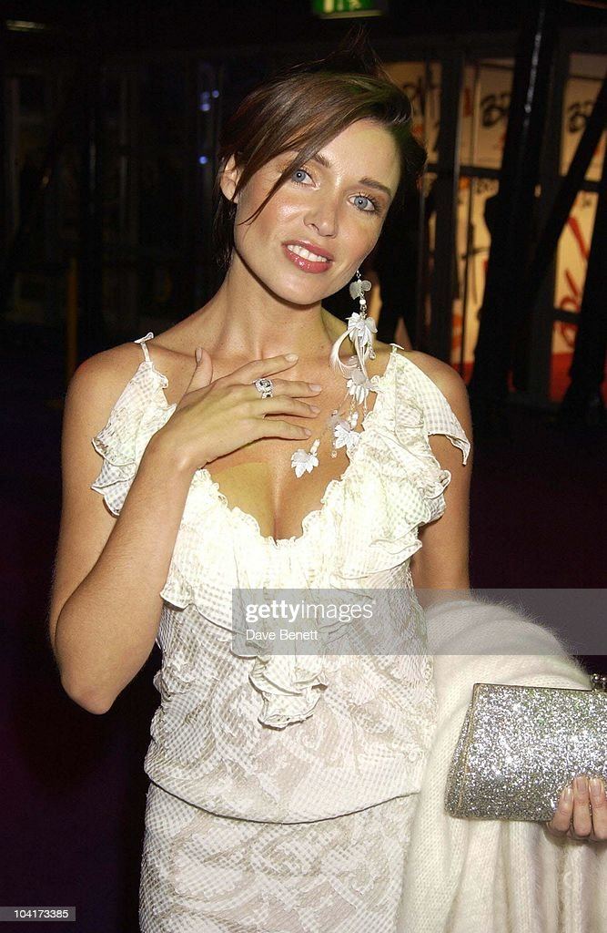 Danni Minogue, Brit Awards 2002 At Earls Court, London