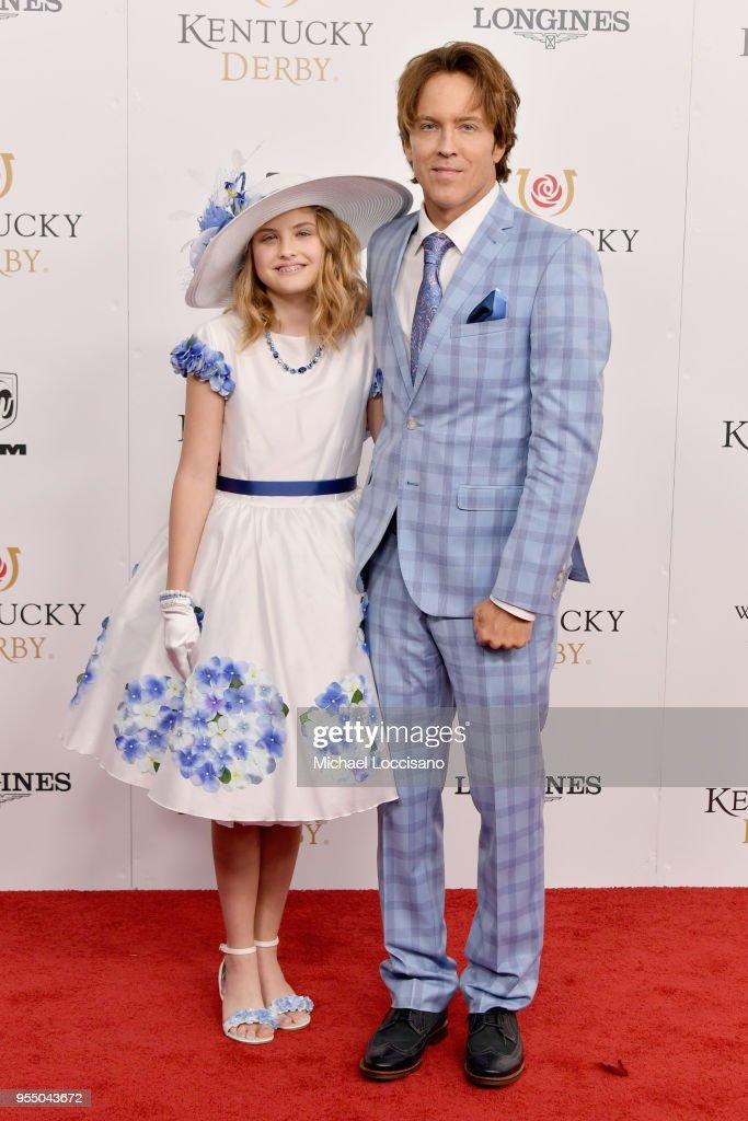 Kentucky Derby 144 - Red Carpet : News Photo