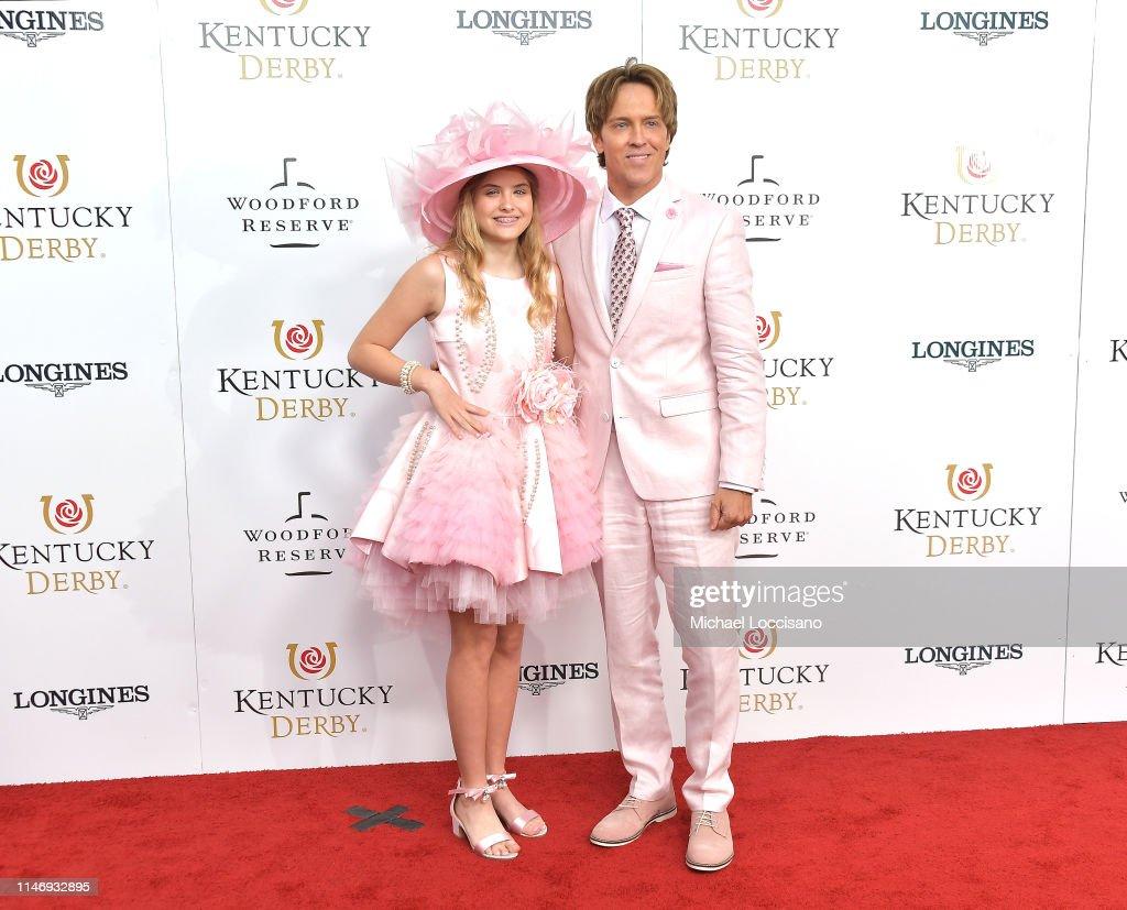 Kentucky Derby 145 - Red Carpet : News Photo