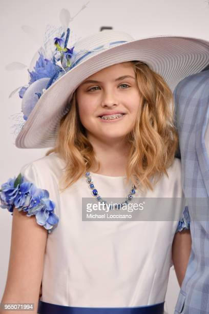 Dannielynn Birkhead attends Kentucky Derby 144 on May 5 2018 in Louisville Kentucky