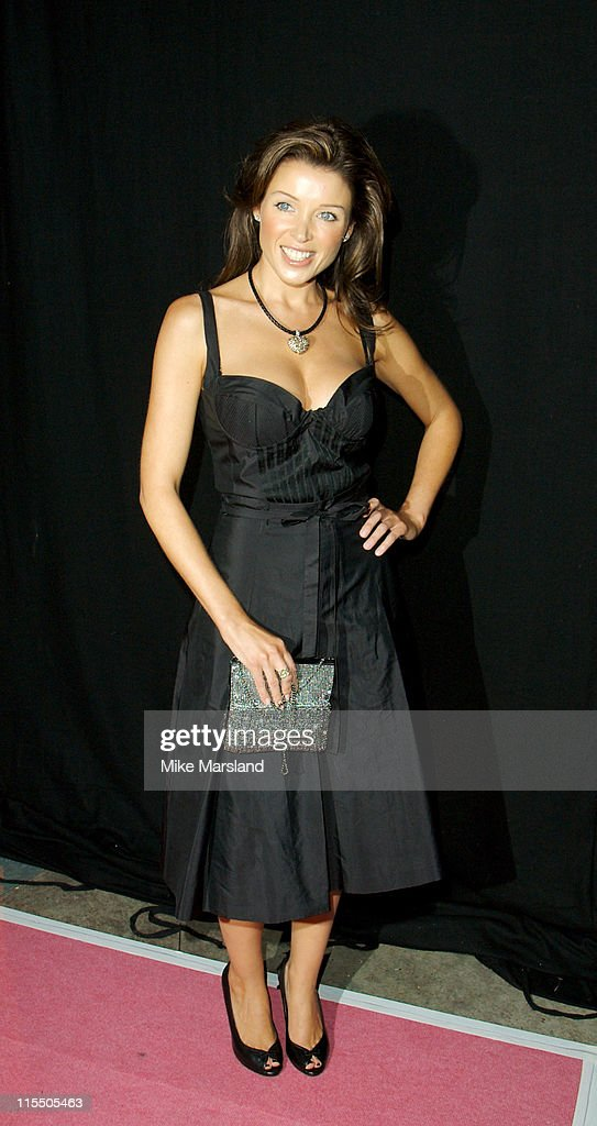 Dannii Minogue during Elle Style Awards 2006 - Inside Arrivals at Old Truman Brewery in London, Great Britain.