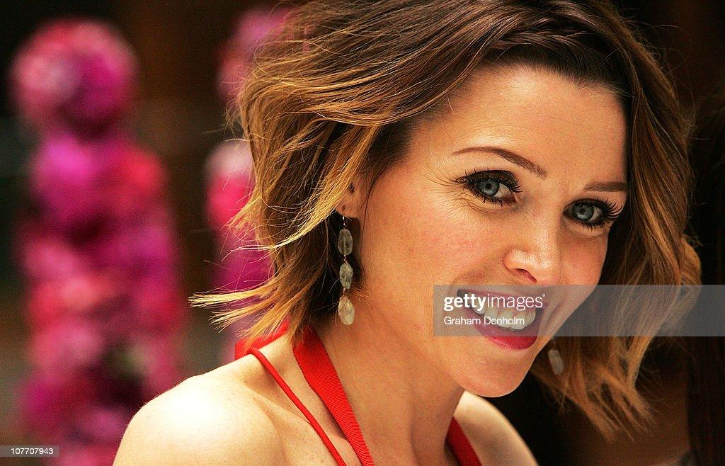 "Dannii Minogue Promotes ""Dannii: My Story"" In Melbourne : Foto di attualità"