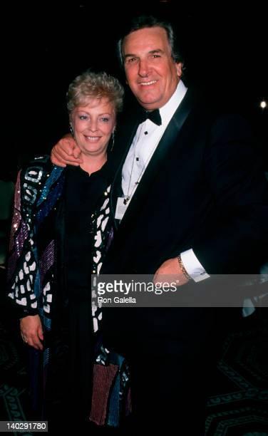 Danny Aiello and Sandy Cohen at the Night of 100 Stars, New York Hilton Hotel, New York City.
