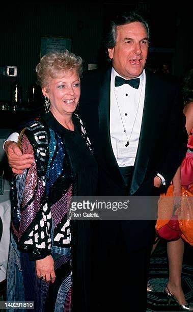 Danny Aiello and Sandy Cohen at the Night of 100 Stars New York Hilton Hotel New York City