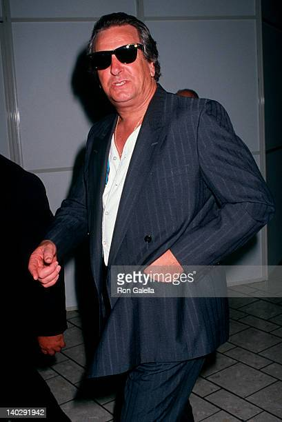 Danny Aiello at the Book Party for Sonny Girard's Blood Of Our Fathers B Dalton Bookstore Beverly Hills