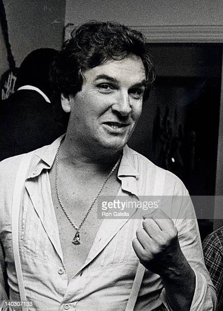Danny Aiello at the Private Party for 'Knockout' Adams Hotel New York City