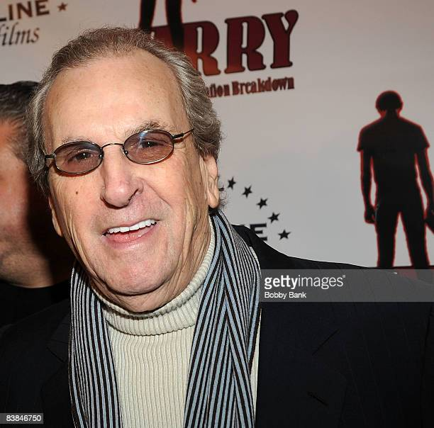 Danny Aiello attends a screening for Home for the Holidays at Chakra on November 26 2008 in Paramus New Jersey