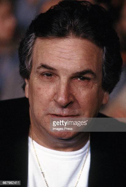 CIRCA 1989 Danny Aiello attends the Starstudded exhibition fight where Tommy The Duke Morrison demonstrates why Sylvester Stallone cast him for Rocky...
