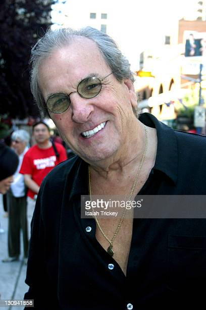 Danny Aiello during 2005 Toronto International Film Festival Brooklyn Lobster Photocall in Toronto Ontario Canada