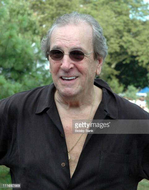 Danny Aiello during Frankie Valli performs at Asser Levy Seaside Park at Asser Levy Seaside Park in Brooklyn New York United States